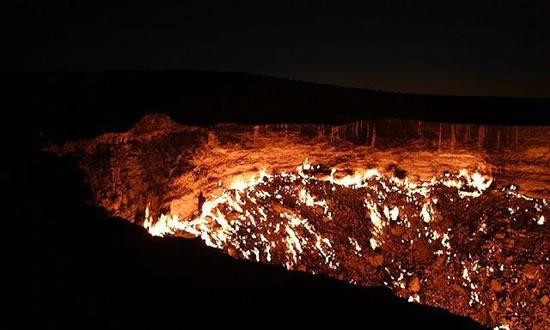 Darvaza - O Inferno na Terra 5