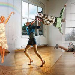 Fotos incriveis de pessoas a levitar 22
