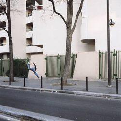 Fotos incriveis de pessoas a levitar 3