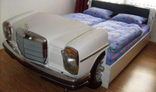 Cama Mercedes 14