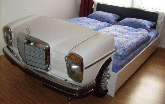 Cama Mercedes 1