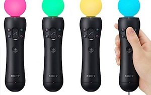 O novo comando da Sony 2