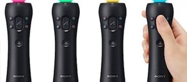 O novo comando da Sony