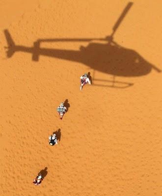 """""""Maratona das Areias"""" o desafio do deserto 5"""