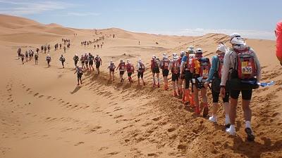 """""""Maratona das Areias"""" o desafio do deserto 6"""