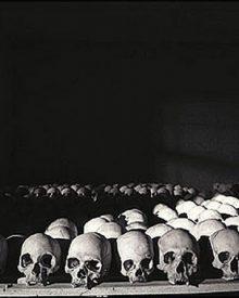 Valentina, a menina que dormiu com os mortos
