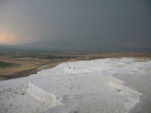 Pamukkale – Um lugar de outro mundo 3