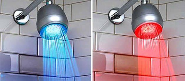 Acessórios criativos para a casa de banho