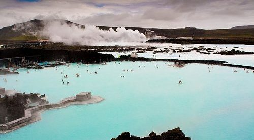 Blue Lagoon, a lagoa azul da Islândia