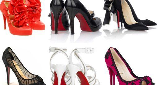 Porque as mulheres adoram sapatos