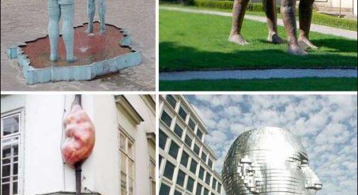 Esculturas estranhas 84