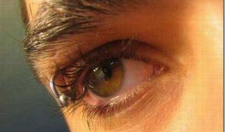 Piercing nos olhos 1