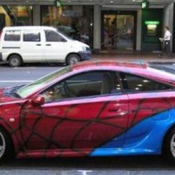 Graffitis e arte em carros 31