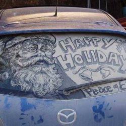 Graffitis e arte em carros 25