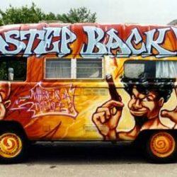 Graffitis e arte em carros 11