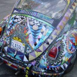 Graffitis e arte em carros 19