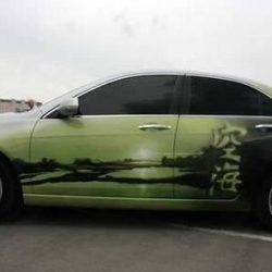 Graffitis e arte em carros 37