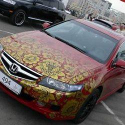 Graffitis e arte em carros 27