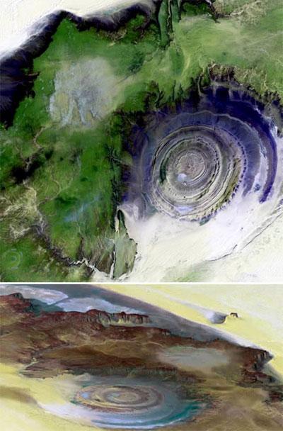 As maravilhas naturais mais estranhas do mundo (III) 9
