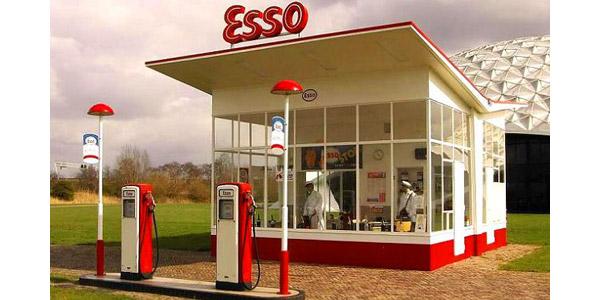 Postos de gasolina originais 1