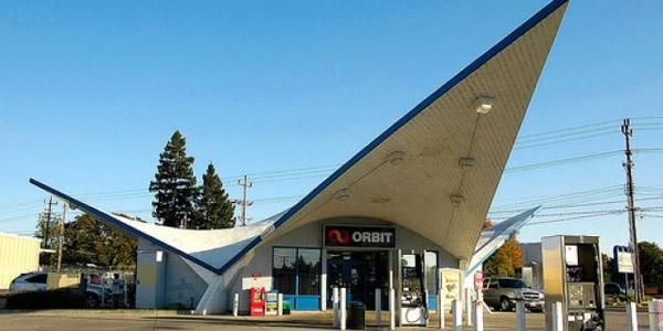 Postos de gasolina originais 2