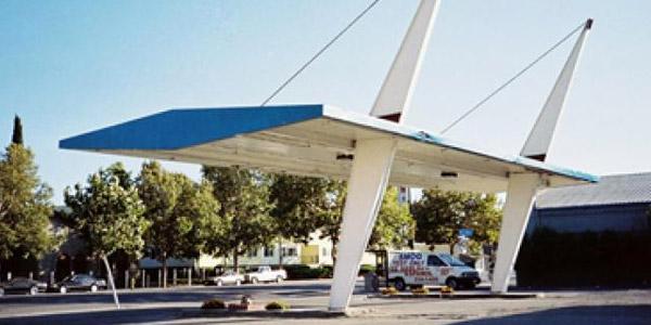 Postos de gasolina originais 6