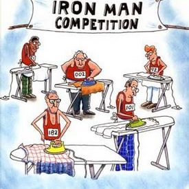 Sabes passar roupa a ferro?