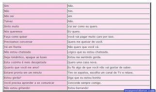 Dicionário feminino 1