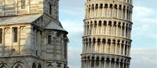 Torres inclinadas do mundo
