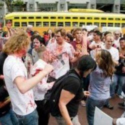 Desfiles de Zombies 8
