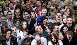 Desfiles de Zombies 3