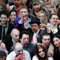 Desfiles de Zombies 7