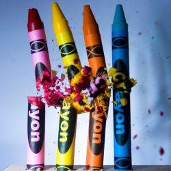 Quando as balas se convertem em arte 1