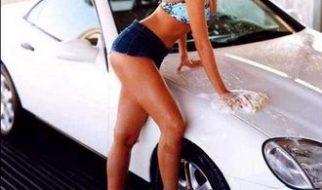 Como lavar um carro 4
