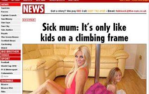 Mãe prepara filha de 7 anos pra ser dançarina de dança no varão 2
