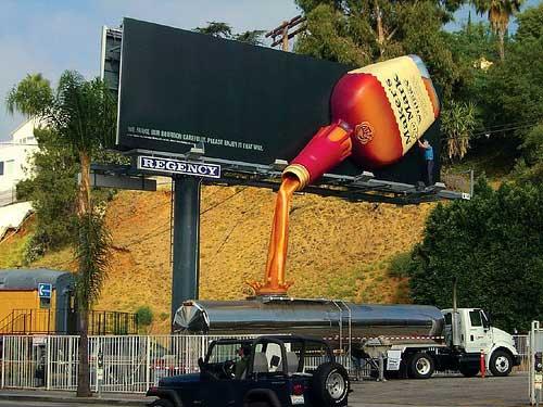 Publicidade diferente, criativa e inteligente 1
