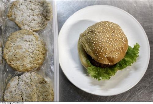 Fast food da Indonésia - O cobraburger 21