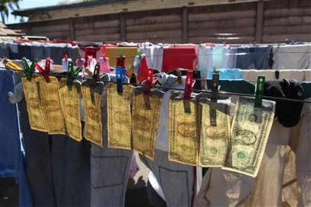 Lavagem de dinheiro 6