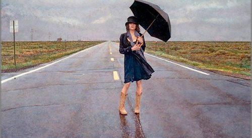 40 espectaculares e realistas pinturas por Steve Hanks