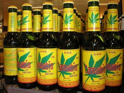 Cerveja de haxixe é sucesso no Canadá 3
