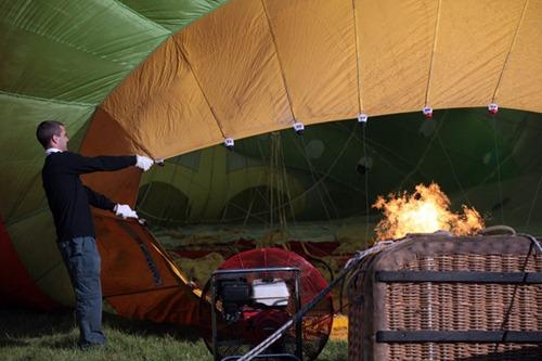Festival internacional de balões de ar quente de Bristol 16