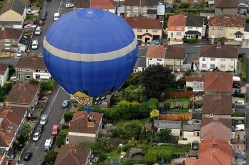 Festival internacional de balões de ar quente de Bristol 24