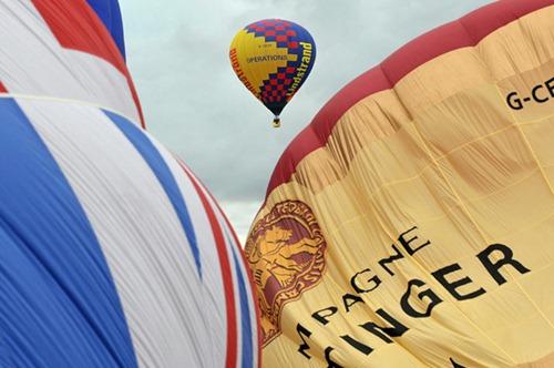 Festival internacional de balões de ar quente de Bristol 26
