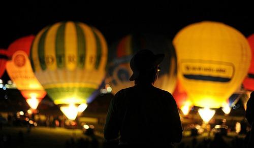 Festival internacional de balões de ar quente de Bristol 7