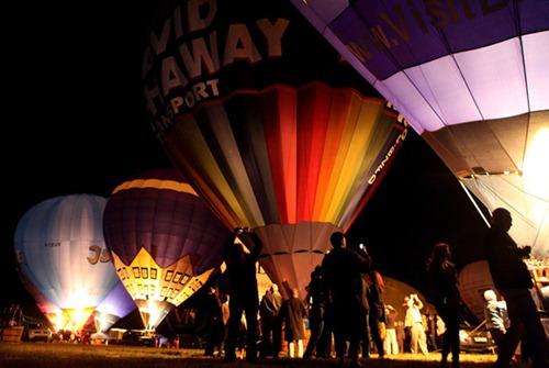 Festival internacional de balões de ar quente de Bristol 9