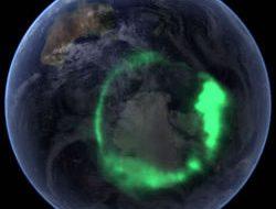 Como se formam as auroras 1