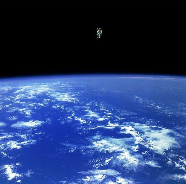 O primeiro passeio espacial 1