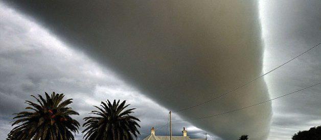 Uma nuvem incrível