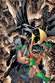 Gotham City vai ter dois Batmans e um novo Robin 8