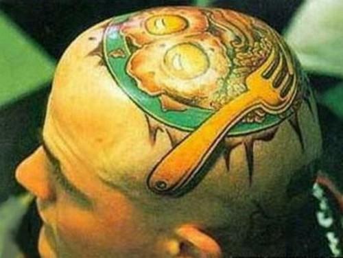 As 10 tatuagens mais bizarras 14
